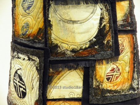 RECONSTRUCTED SHARDS detail